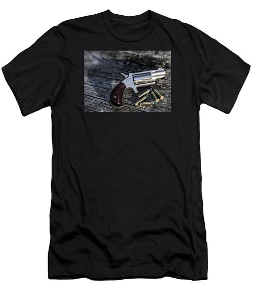 Pea Shooter Men's T-Shirt (Athletic Fit)