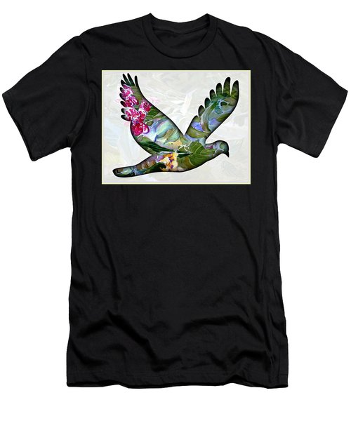 Peace For Peace Men's T-Shirt (Athletic Fit)