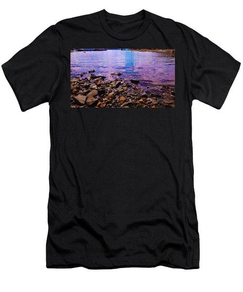 Peace Of Colors  Men's T-Shirt (Athletic Fit)