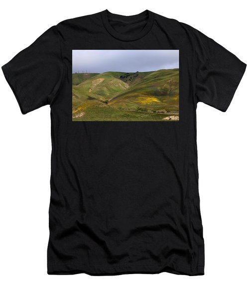 Peace Valley Men's T-Shirt (Athletic Fit)