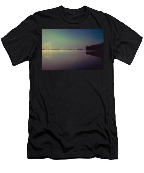 Peaceful Sunrise Men's T-Shirt (Athletic Fit)