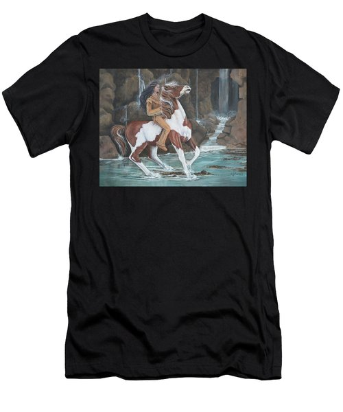 Peacemaker's Ride Men's T-Shirt (Athletic Fit)