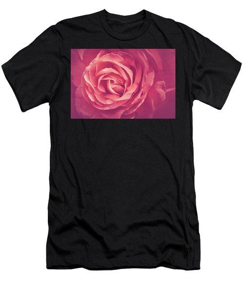 Blooms And Petals Men's T-Shirt (Athletic Fit)