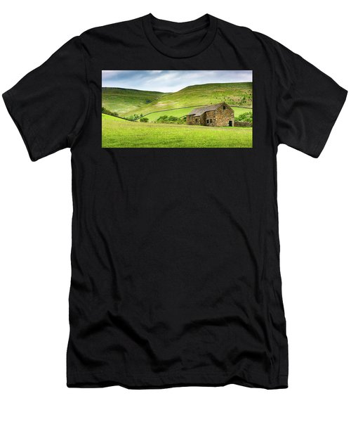 Peak Farm Men's T-Shirt (Athletic Fit)