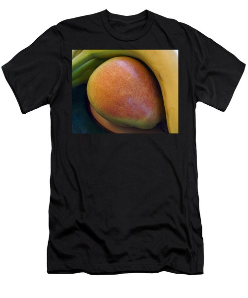 Pear And Banana Men's T-Shirt (Athletic Fit)