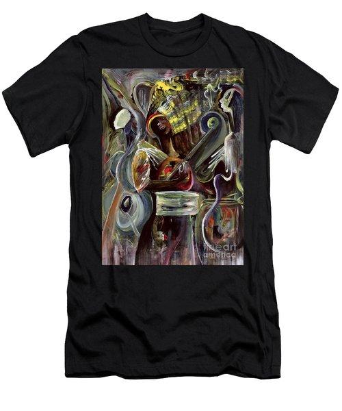 Pearl Jam Men's T-Shirt (Slim Fit) by Ikahl Beckford