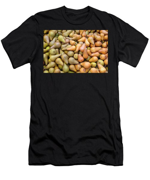 Pears At The Harvest Men's T-Shirt (Athletic Fit)