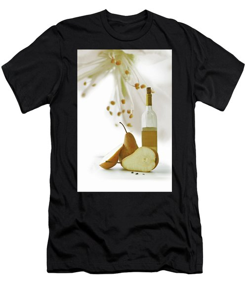 Pears Blossom Men's T-Shirt (Athletic Fit)