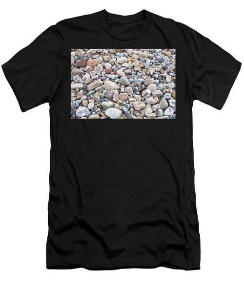 Pebbles Men's T-Shirt (Athletic Fit)