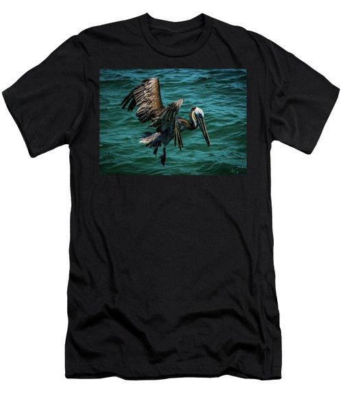 Pelican Glide Men's T-Shirt (Athletic Fit)