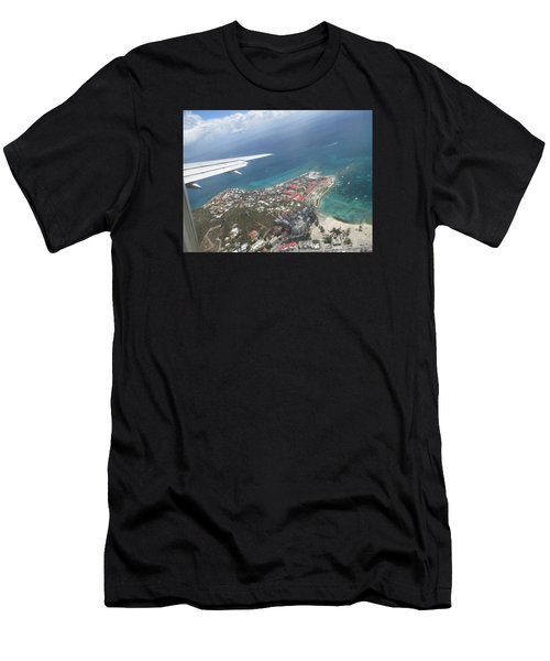 Pelican Key St Maarten Men's T-Shirt (Athletic Fit)