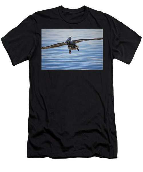 Pelican On Approach Men's T-Shirt (Athletic Fit)