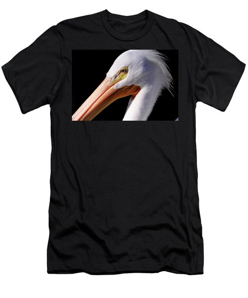 Pelican Portrait Men's T-Shirt (Athletic Fit)