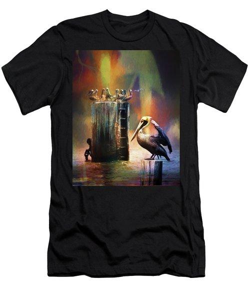 Pelican Ways Men's T-Shirt (Athletic Fit)