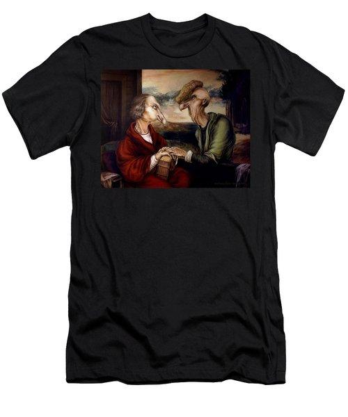 Penelope Men's T-Shirt (Athletic Fit)