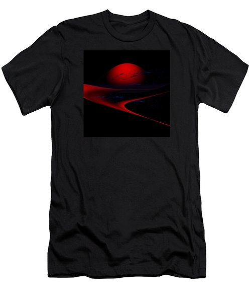 Penman Original-347 Cosmic Curve Men's T-Shirt (Athletic Fit)