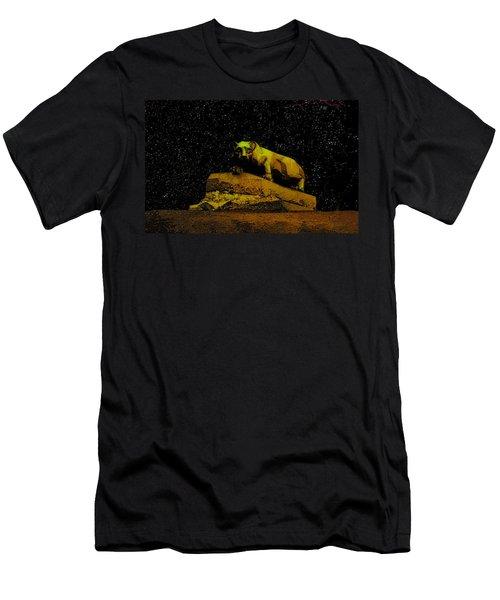 Penn State Stars Men's T-Shirt (Athletic Fit)