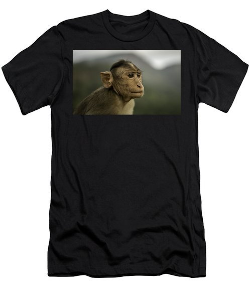 Men's T-Shirt (Athletic Fit) featuring the photograph Penny For Your Thoughts by Chris Cousins