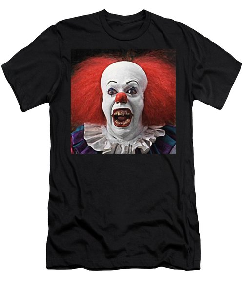 Pennywise The Clown Men's T-Shirt (Athletic Fit)