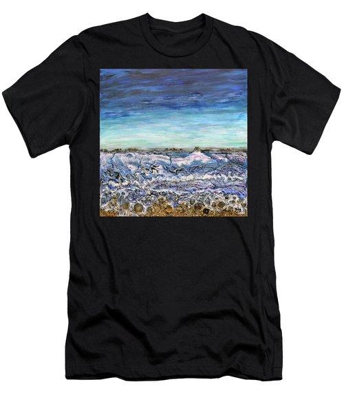 Pensive Waters Men's T-Shirt (Athletic Fit)