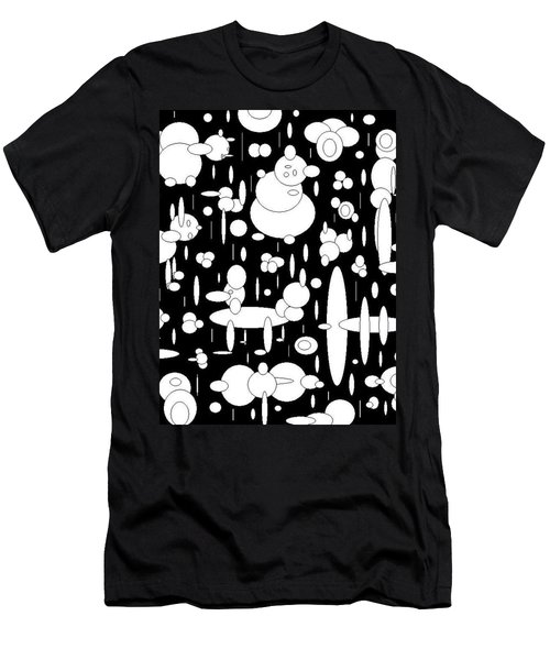Peoples Men's T-Shirt (Athletic Fit)