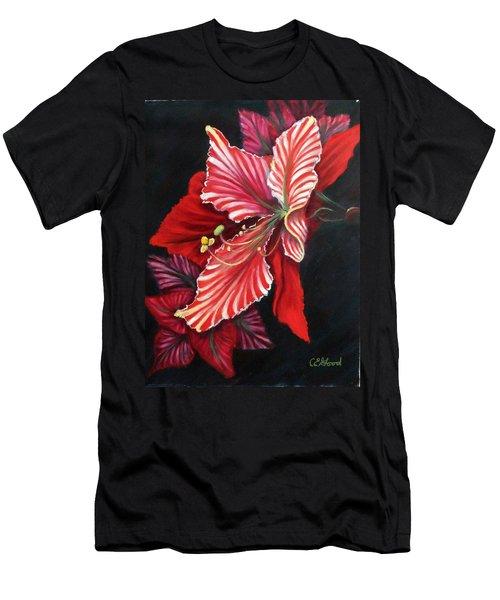 Peppermint Men's T-Shirt (Athletic Fit)