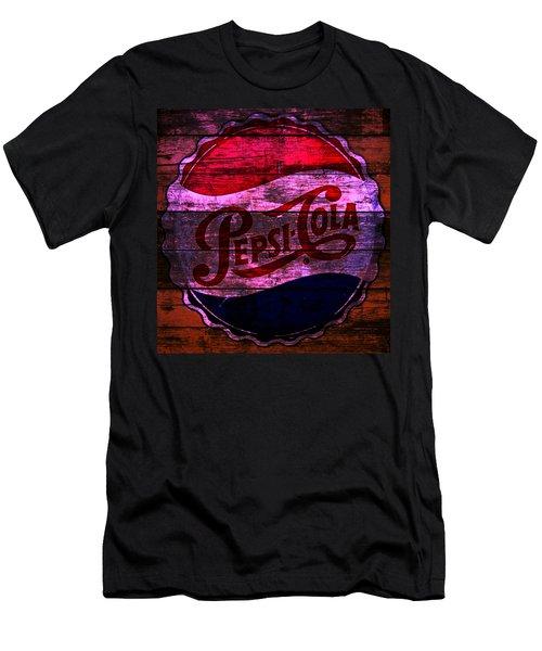 Pepsi Cola 1a Men's T-Shirt (Athletic Fit)