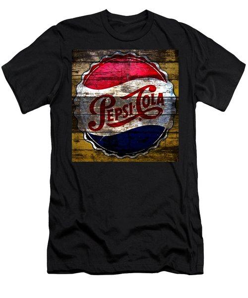 Pepsi Cola  Men's T-Shirt (Athletic Fit)
