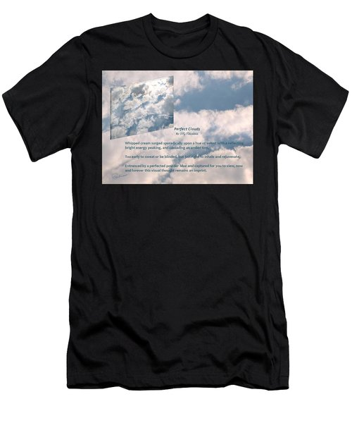 Perfect Clouds Men's T-Shirt (Athletic Fit)