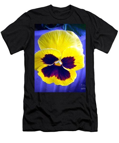 Perfect Pansey Men's T-Shirt (Athletic Fit)