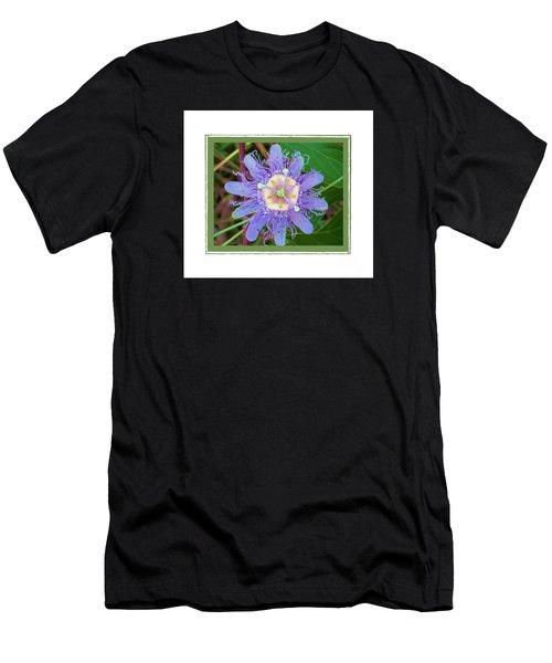 Perfect Passion Flower 2 Men's T-Shirt (Athletic Fit)