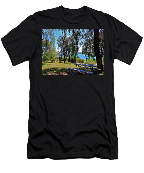 Perfect Picnic Place Men's T-Shirt (Athletic Fit)
