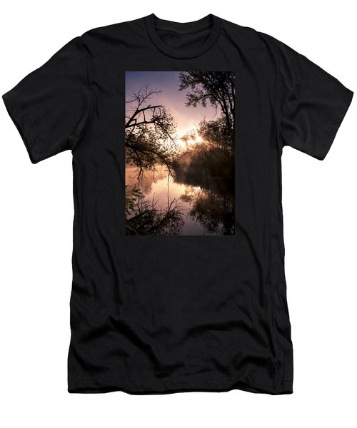 Perfect Reflections Men's T-Shirt (Athletic Fit)
