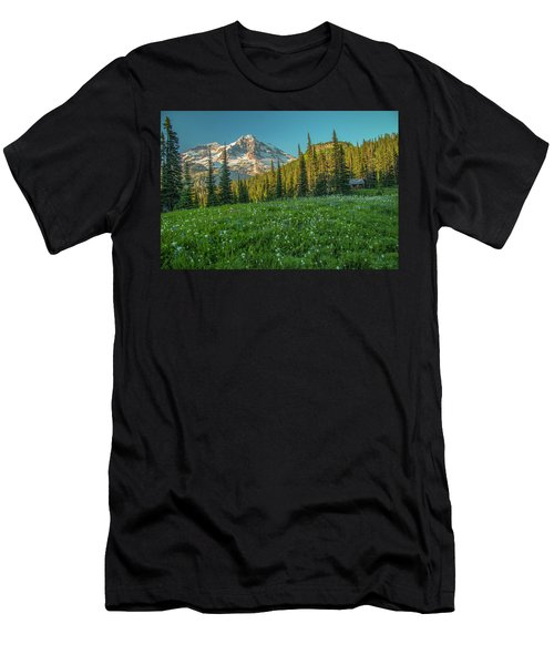 Perfect Setting Men's T-Shirt (Athletic Fit)