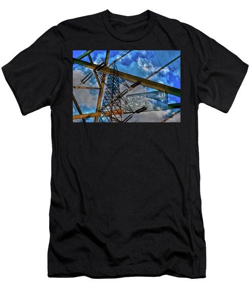 Pericolo Di Morte Men's T-Shirt (Athletic Fit)