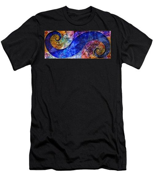 Permanent Waves Men's T-Shirt (Athletic Fit)