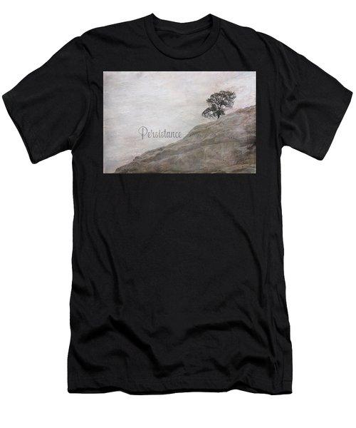 Persistance Men's T-Shirt (Athletic Fit)