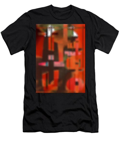 Persona - Obscured Idol Adherence 2015 Men's T-Shirt (Athletic Fit)