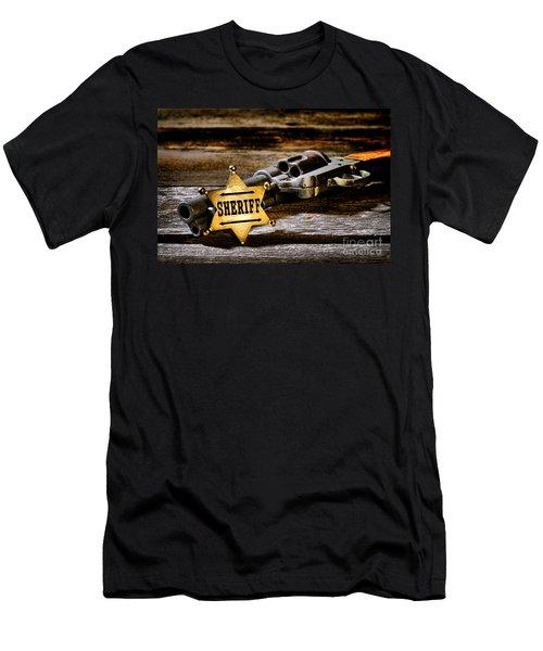 Persuasion Men's T-Shirt (Athletic Fit)