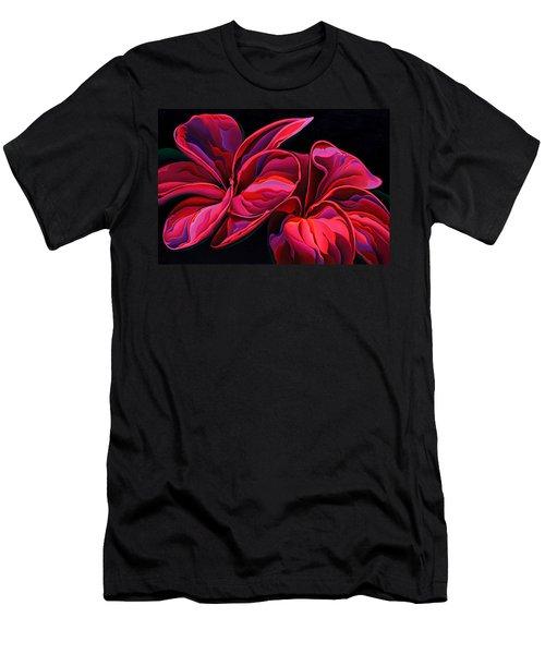 Petal Pageant  Men's T-Shirt (Athletic Fit)