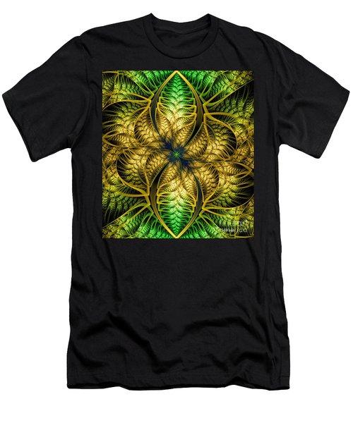 Petals Of Life Men's T-Shirt (Athletic Fit)