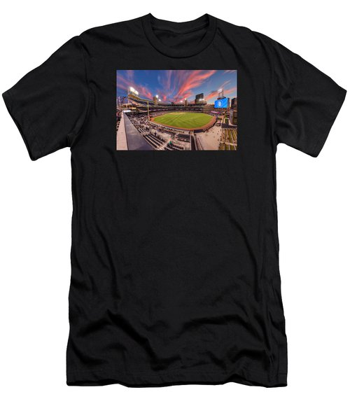 Petco Park - Farewell To 2015 Season Men's T-Shirt (Athletic Fit)