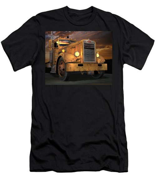 Peterbilt Ol Yeller Men's T-Shirt (Athletic Fit)
