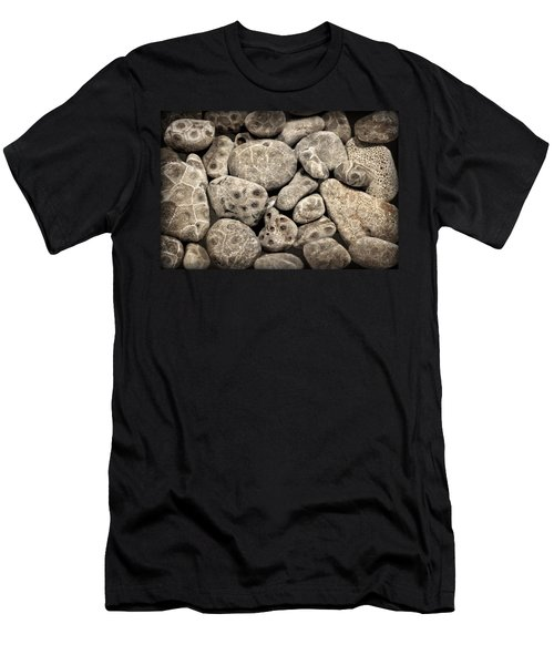 Petoskey Stones Vl Men's T-Shirt (Athletic Fit)