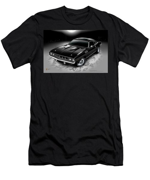 Phantasm 71 Cuda Men's T-Shirt (Athletic Fit)