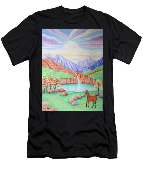 Phantom Valley Men's T-Shirt (Athletic Fit)