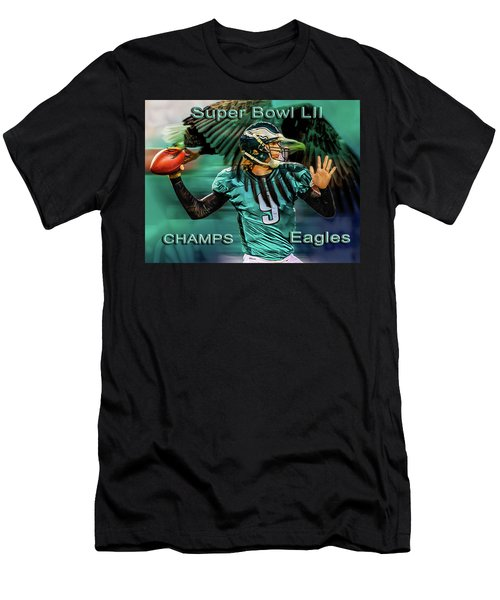 Philadelphia Eagles - Super Bowl Champs Men's T-Shirt (Athletic Fit)