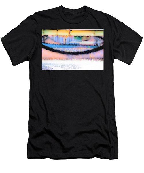 Philadelphia Scene2 Men's T-Shirt (Athletic Fit)