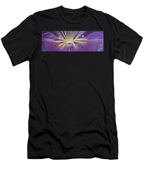 Phish At Dicks 2016 Men's T-Shirt (Athletic Fit)