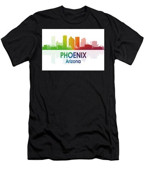 Phoenix Az  Men's T-Shirt (Athletic Fit)